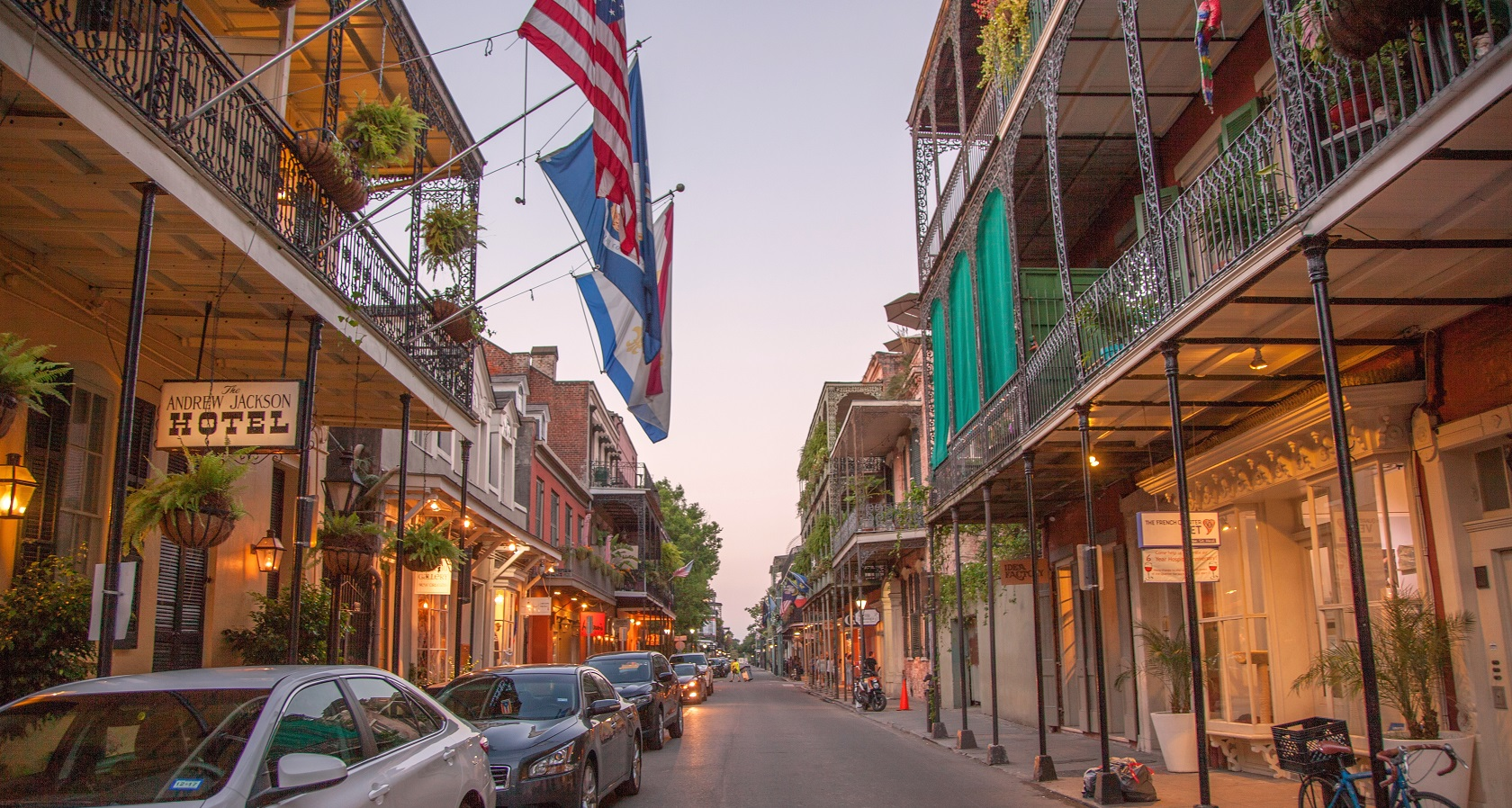 Things to do in new orleans the cornstalk hotel for Things do in new orleans